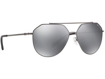416c6c6f46 Γυαλιά ηλίου Armani Exchange AX 2023S 6088 6G Ματ Ανθρακί Μαύρος Καθρέφτης ( 6088