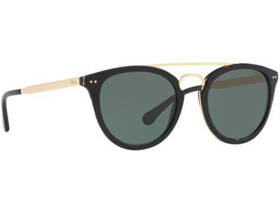 40476cb761 Γυαλιά ηλίου Polo Ralph Lauren PH 4121 500171 Μαύρο Χρυσό Πράσινο (500171)  Πολυκ
