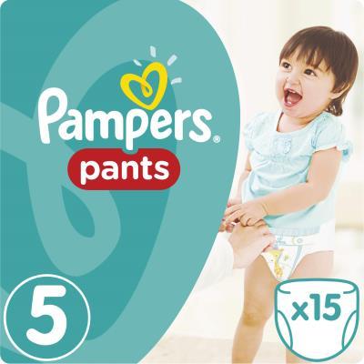 e61e7ba081c Pampers Pants No5 Junior (12-18kg) 15 πάνες