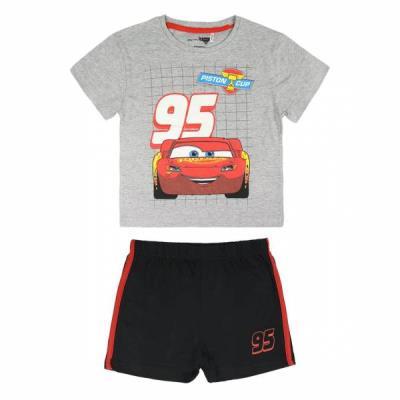 34ec0806e4a Πυτζάμα παιδική καλοκαιρινή Cars Disney 2200003455