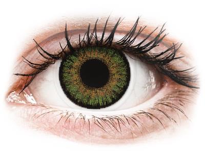 1cd63c7a08 FreshLook One Day Color Green - Μη διοπτρικοί Ημερήσιοι φακοί επαφής (10  φακοί)