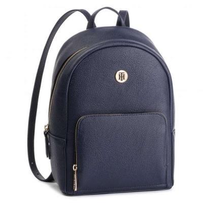 fb433e0dc4 Tommy Hilfiger Th Core Backpack AW0AW06406 901 Μπλε Γυναικεία Τσάντα Tommy  Hilfi