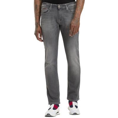 5e86d1ed7 Tommy Jeans Stretch Slim Fit Jeans DM0DM04940-91134 - GRAPHITE GREY
