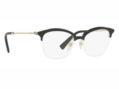2344be2817 Γυαλιά οράσεως Valentino VA 1005 3003 Μαύρο Χρυσό (3003)