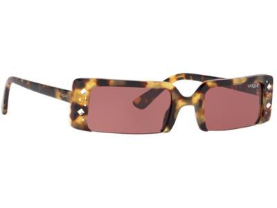 Γυαλιά ηλίου Vogue VO 5280SB 2605 69 Κίτρινη Ταρταρούγα Σκούρο Βιολετί  (2605 69) b5eea377ba7