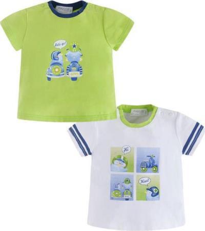 f0beb80d619 Mayoral Σετ μπλούζες κοντομάνικες 1004-015