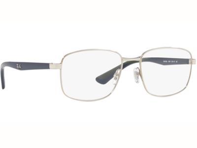 bccec512f6 Γυαλιά ηλίου Ray-Ban Rx 6423 3000 Ασημί (3000)