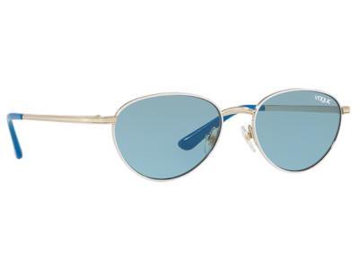 188a6b894f Γυαλιά ηλίου Vogue VO 4082S 848 80 By Gigi Hadid Χρυσό Μπλε (848 80)  Πολυκαρβονι
