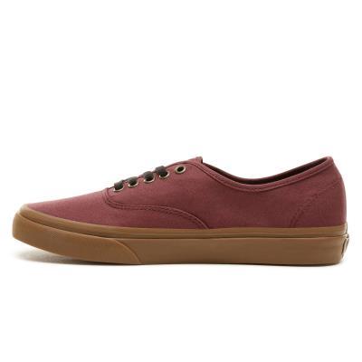 2cbd8a3c6c Vans Gum Outsole Authentic Shoes VA38EMU5A - BROWN GUM OUTSOLE