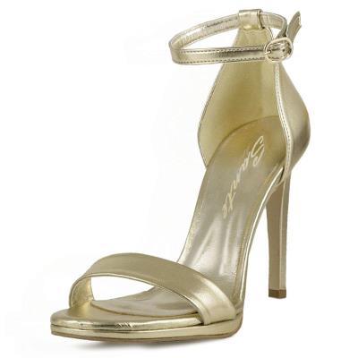 855bb76e6d1 sante χρυσο πεδιλα σανδαλια - Totos.gr