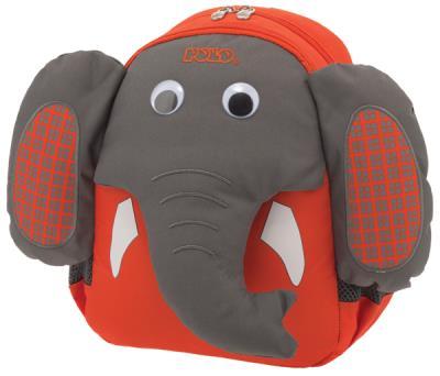 20646644b6 POLO Σχολική τσάντα νηπίου NEW ANIMAL ELEPHANT 901014-67 2019