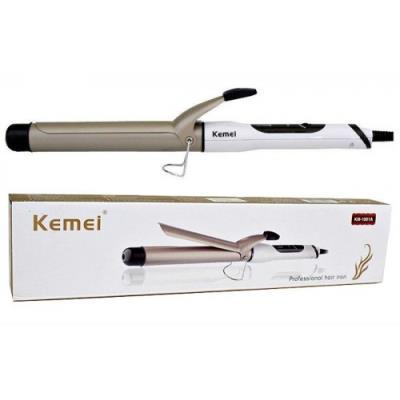 Kemei KM-1001A Ψαλίδι για Μπούκλες με Κεραμικές Πλάκες 761bc005a98