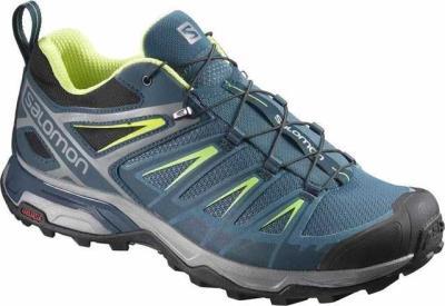 d0b4c6aa389 Ορειβατικά παπούτσια ανδρικά Salomon X Ultra 3 Mallard 394793 Σκούρο  Πράσινο Sal