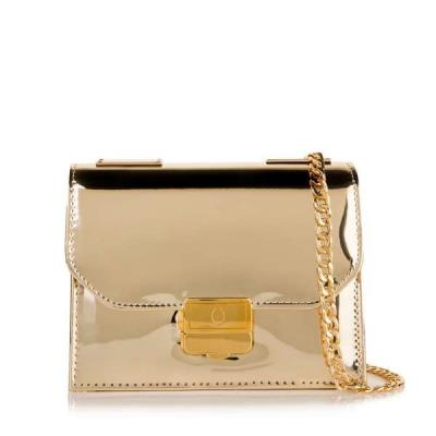 23264bc7c7 Sante Cross Body Bag S1300 Χρυσό Γυναικείο Τσαντάκι Sante S1300-10