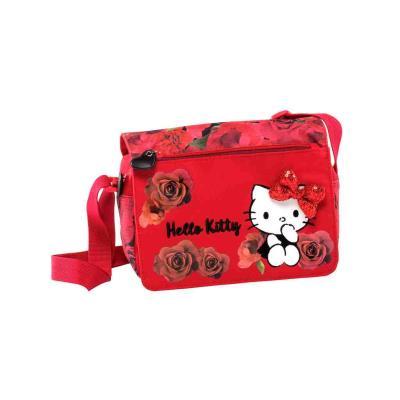 1e039b53e1 Τσάντα Ταχυδρόμου HELLO KITTY Red 178851
