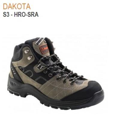 56b0d23686c Παπούτσι Ασφαλείας KAPRIOL Dakota high black S3-HRO-SRA