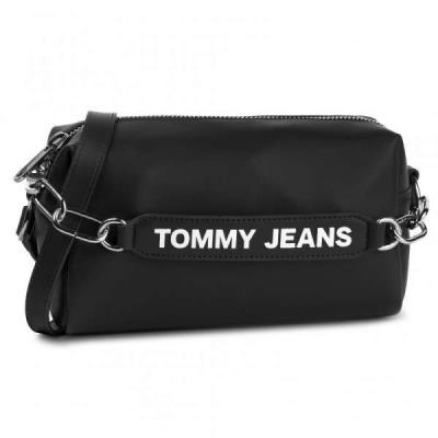 539a6e940d Tommy Hilfiger Tjw Femme Crossover AW0AW06537 002 Μαύρο Γυναικεία Τσάντα  Tommy H