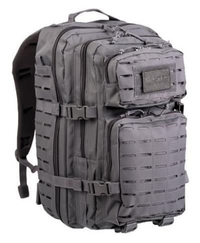 03d2600393 Σακίδιο πλάτης Mil-Tec Backpack Assault Laser Cut 45L Urban Grey