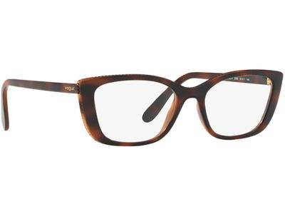 25f51b911f Γυαλιά οράσεως Vogue VO 5217 2386 Καφέ Ταρταρούγα (2386)