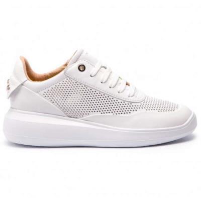 98c8f57aa99 Geox D Rubidia A D84APA 00085 C1000 White Γυναικεία Sneakers Geox D Rubidia  A D8