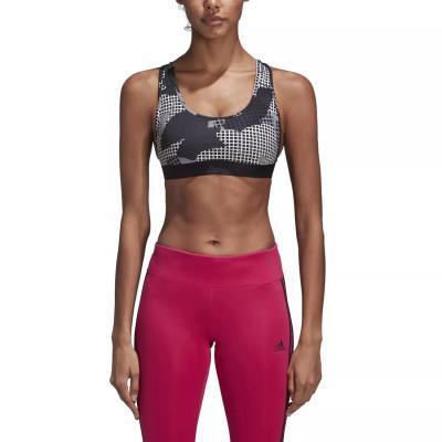 ae5ff0e67bdb adidas Don t Rest Bra - Αθλητικός Στηθόδεσμος CX0004 - DARK GREY BLACK PRINT