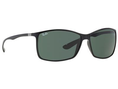 Γυαλιά ηλίου Ray-Ban LightForce Tech RB 4179 601S 71 Μαύρο Πράσινο (601S 71)  Πολ 761b61a3842