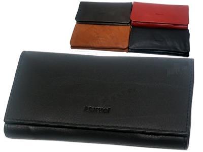 207f7a90ff  Δερμάτινη καπνοθήκη (μαύρο καφέ κόκκινο ταμπά) MARVEL 1195