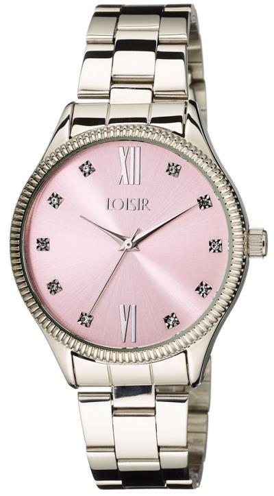 Loisir Kronos Stainless Steel Bracelet 11L03-00309 1f6f9ce857e