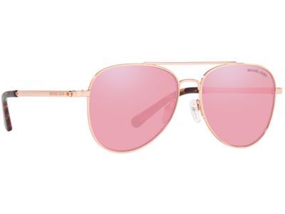 3ed0e31a02 Γυαλιά ηλίου Michael Kors San Diego MK 1045 1108 9L Ροζ Χρυσό Ροζ Καθρέφτη  (1108