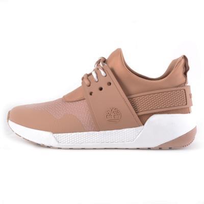 61248372ab5 Timberland Kiri Up Knit - Γυναικεία Sneakers CA1SLV - BEIGE