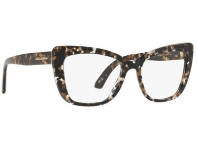 d0936fb417 Γυαλιά οράσεως Dolce Gabbana DG 3308 911 Μαύρο Χρυσό (911)