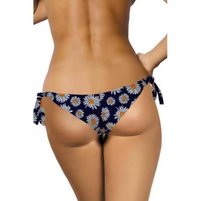21c694ac925 Γυναικείο Brazil Μαγιό - Με δέσιμο Μπλε ES8007-Blue