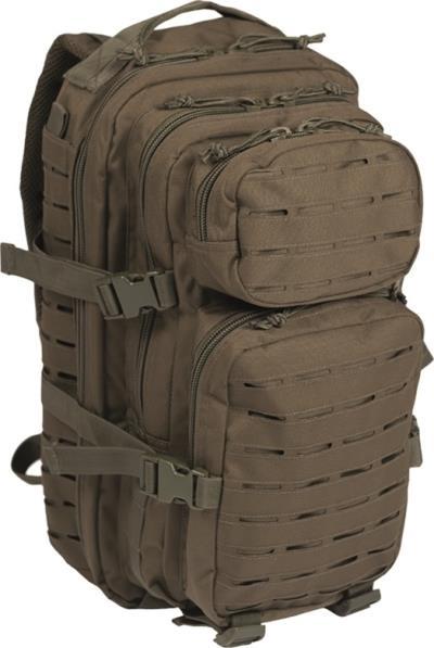 b3e3848eab Σακίδιο πλάτης Mil-Tec Backpack Assault Laser Cut 30L Χακί