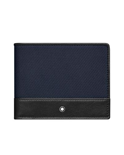 118f1ac354 Montblanc Πορτοφόλι NightFlight Wallet 6cc 116832