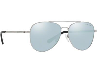 de8636dc00 Γυαλιά ηλίου Michael Kors San Diego MK 1045 1153 6J Ασημί Μπλε Καθρέφτης  (1153 6