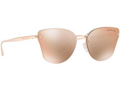 5ee565e525 Γυαλιά ηλίου Michael Kors Sanibel MK 2068 3350 R1 Λευκό Ροζ Χρυσό Ροζ Χρυσός  Καθ