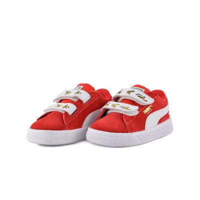 89323403047 Puma Minions Suede V | Βρεφικά Παπούτσια 365529-01 - RED