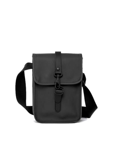 256258191c Rains - Flight Bag (Μαύρο) 1309 01