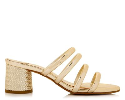 c35fc1d745 Sante πέδιλο Sandals 19-167-28 χρυσό