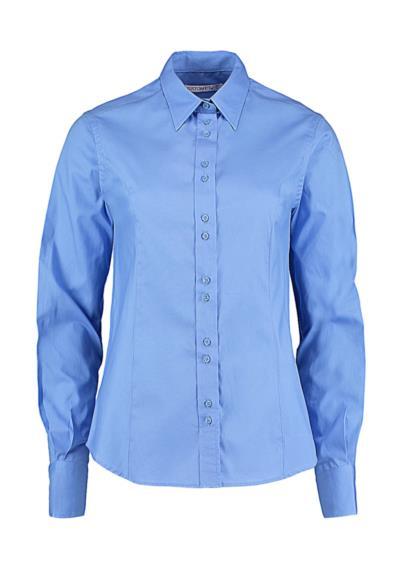 4a459d561f1b Γυναικείο πουκάμισο Kustom Kit KK388 - Light Blue