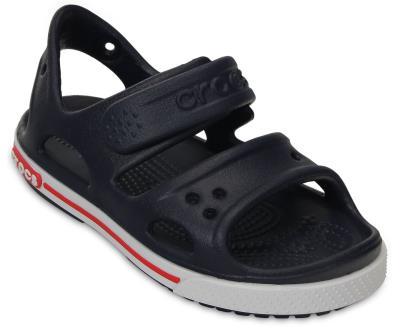 dd53bae7411 Crocs, CROCS Kids' Crocband™ II Sandal 14854 NAVY, Παιδικό CROCS Πέδιλο