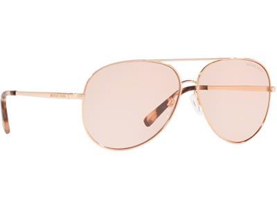 5911923e05 Γυαλιά ηλίου Michael Kors Kendall MK 5016 1026 5 Γυαλιστερό Ροζ Χρυσό Ροζ  (1026