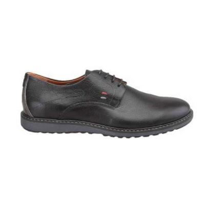 910487bfcab Damiani 532 μαύρα ανδρικά παπούτσια Damiani 532 μαύρο