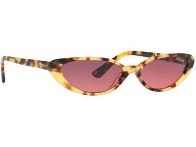 Γυαλιά ηλίου Vogue VO 5237S 2605 20 Καφέ Κίτρινη Ταρταρούγα Ροζ Ντεγκραντέ  (2605 e7e9223d6ca