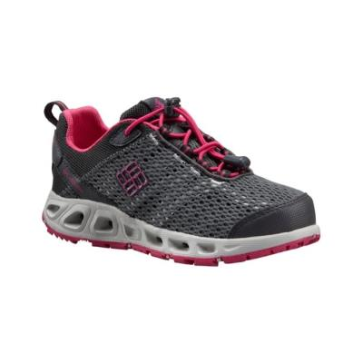 0ad7a065a4d ΠΑΠΟΥΤΣΙΑ COLUMBIA Youth Drainmaker III Dark Grey/Pink