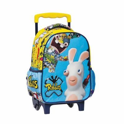 8c162ec91d Τσάντα Trolley Νηπιαγωγείου GIM Rabbids 336-71072