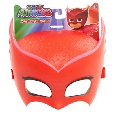 93dc0df6e41 Pj Masks Μάσκα Ήρωα - 3 Σχέδια (PJM08000)