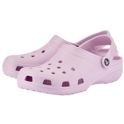 65b7e701b0d Crocs - Crocs Classic 10001-6GD - ΡΟΖ