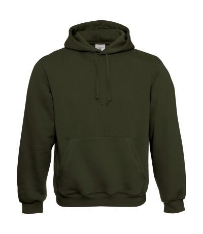 26faeb03ac17 Hooded Sweatshirt B   C Hooded - Khaki Green
