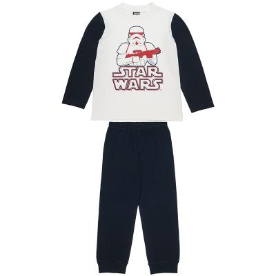 8c36e1a1920 Πυτζάμα δίχρωμη Star Wars (Αγόρι 4-14 ετών) 00190269 ΕΚΡΟΥ